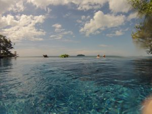 Infinity-Pool Hotel The Chill