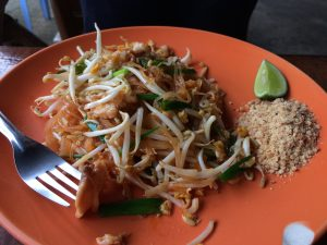 Pad Thai 40 Baht
