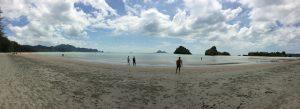 Heute Strand und Sonne