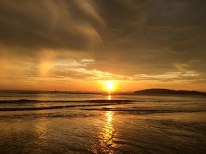 Sonnenuntergang Ao Nang